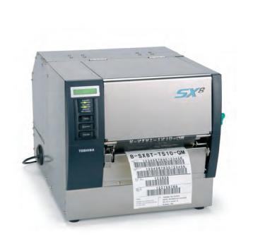 B-SX8T-TS12-CN工业级条码打印机